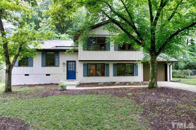5208 Quail Meadow Drive, Raleigh, NC 27609 (#2324654) :: Marti Hampton Team brokered by eXp Realty