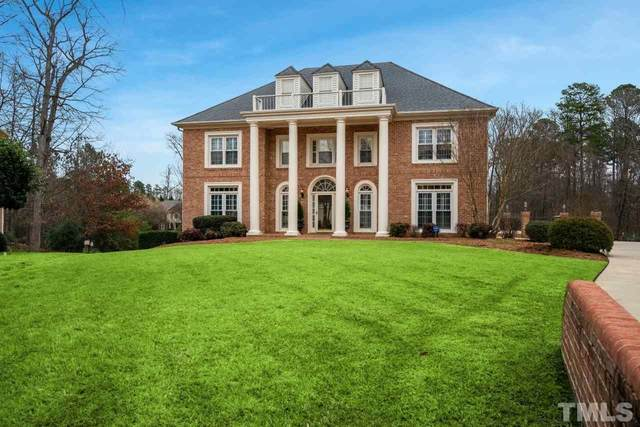 115 Briery Branch Court, Morrisville, NC 27560 (#2324770) :: Realty World Signature Properties