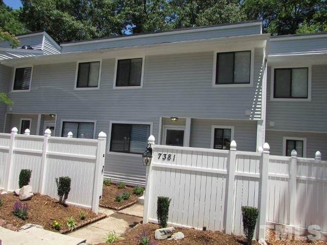 7381 Sandy Creek Drive #0, Raleigh, NC 27615 (#2325003) :: Realty World Signature Properties