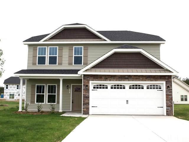 264 Longdeer Drive Salem, Wendell, NC 27591 (#2325009) :: Realty World Signature Properties