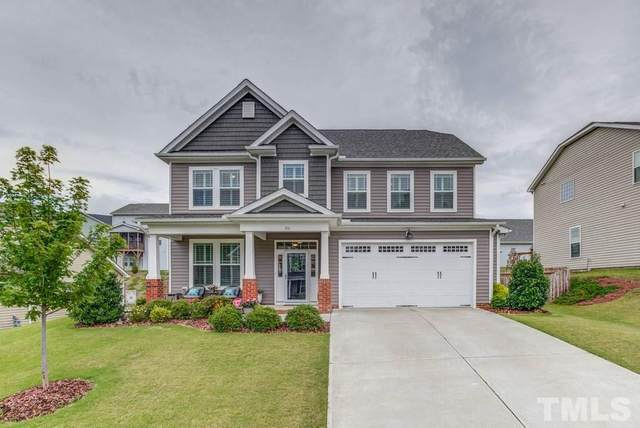 1511 Sunny Days Drive, Knightdale, NC 27545 (#2325064) :: Real Estate By Design