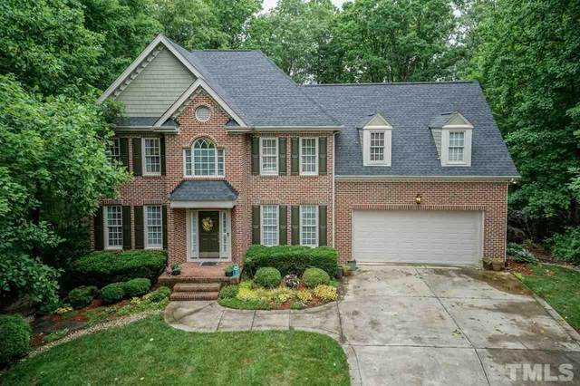 8613 Carlton Oaks Drive, Wake Forest, NC 27587 (#2325101) :: The Jim Allen Group