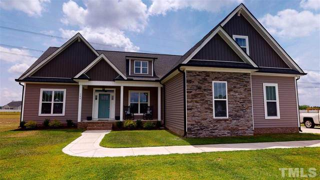 142 Jacqueline Drive, Willow Spring(s), NC 27592 (#2325272) :: Rachel Kendall Team