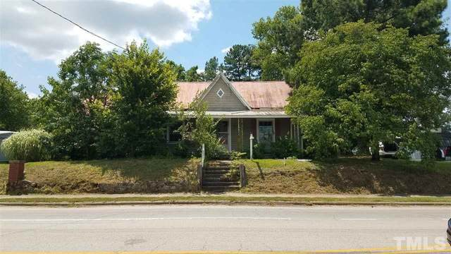 131 W Main Street, Youngsville, NC 27596 (#2325339) :: The Perry Group