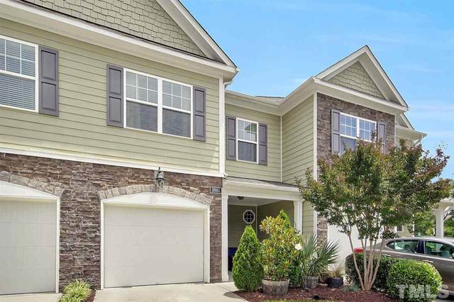 3861 Wild Meadow Lane, Wake Forest, NC 27587 (#2325342) :: Classic Carolina Realty