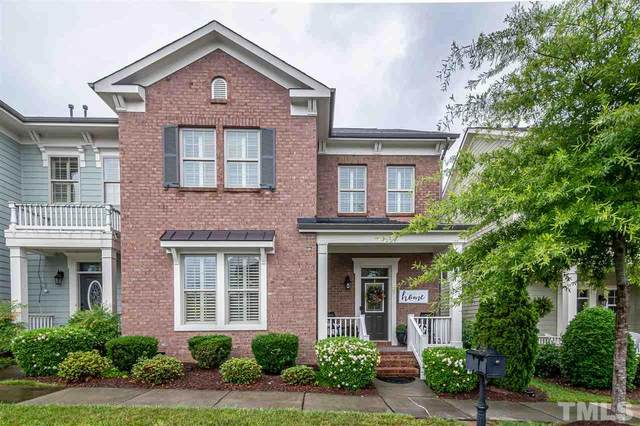 124 Hardy Ivy Way, Holly Springs, NC 27540 (#2325349) :: Marti Hampton Team brokered by eXp Realty