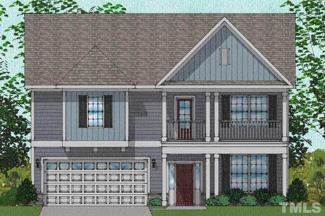432 Cahors Trail #143, Holly Springs, NC 27540 (#2325351) :: Dogwood Properties