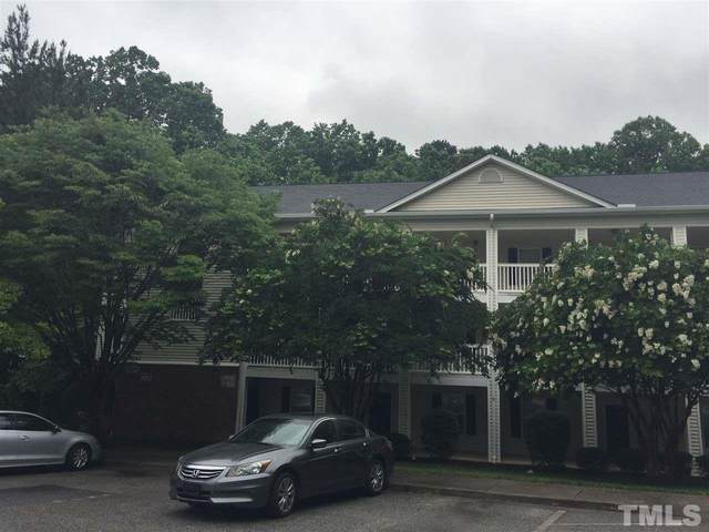 3050 Trailwood Pines Lane #104, Raleigh, NC 27603 (#2325376) :: Realty World Signature Properties