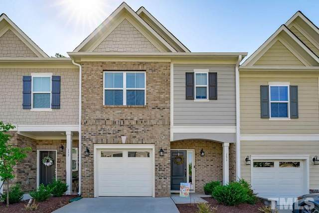 151 Writing Rock Place, Apex, NC 27539 (#2325414) :: Realty World Signature Properties