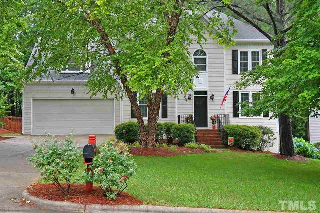 105 Crickentree Drive, Cary, NC 27518 (#2325468) :: The Jim Allen Group