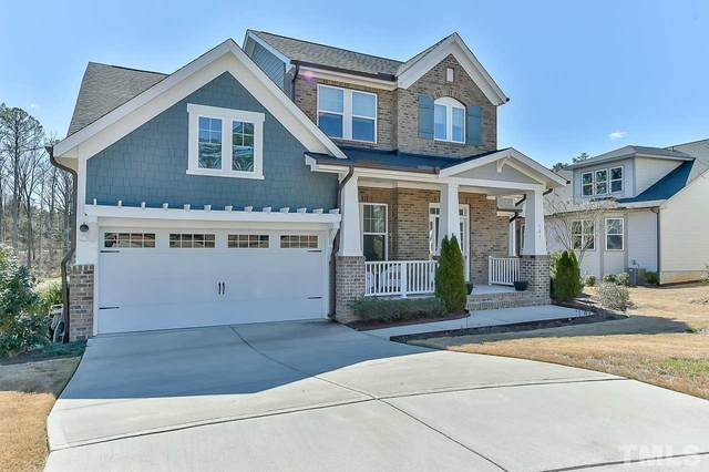 105 Bella Rose Drive, Chapel Hill, NC 27517 (#2325531) :: Raleigh Cary Realty