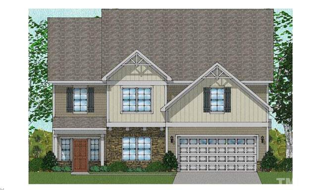 412 Cahors Trail #148, Holly Springs, NC 27540 (#2325600) :: Dogwood Properties