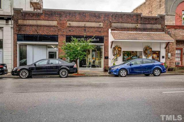 111-119 Tarboro Street, Rocky Mount, NC 27801 (#2325607) :: Realty World Signature Properties