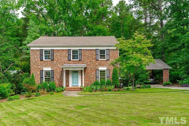 5409 Alpine Drive, Raleigh, NC 27609 (#2325609) :: Marti Hampton Team brokered by eXp Realty