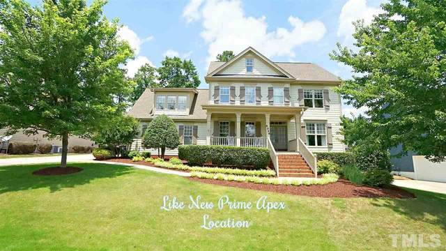 6036 Larboard Drive, Apex, NC 27539 (#2325697) :: The Jim Allen Group