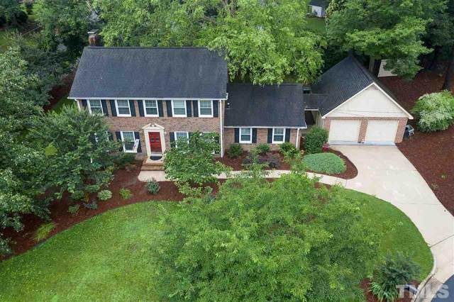 2201 W Charlotte Court, Raleigh, NC 27607 (#2325710) :: Dogwood Properties