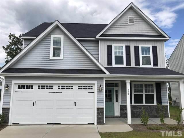 534 Summerwind Plantation Drive, Garner, NC 27529 (#2325754) :: Realty World Signature Properties