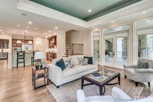 3408 Birk Bluff Court, Cary, NC 27518 (#2325792) :: Real Estate By Design