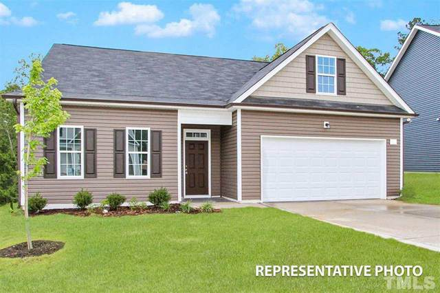 56 Soapberry Court, Clayton, NC 27520 (MLS #2325803) :: The Oceanaire Realty