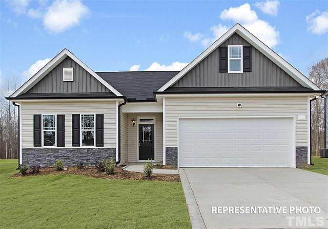 415 Atwood Drive, Clayton, NC 27520 (MLS #2325811) :: The Oceanaire Realty