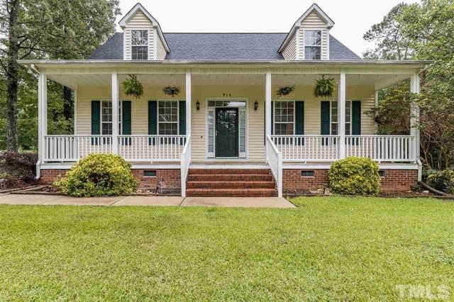 514 Carlton Street, Clayton, NC 27520 (#2325822) :: Dogwood Properties