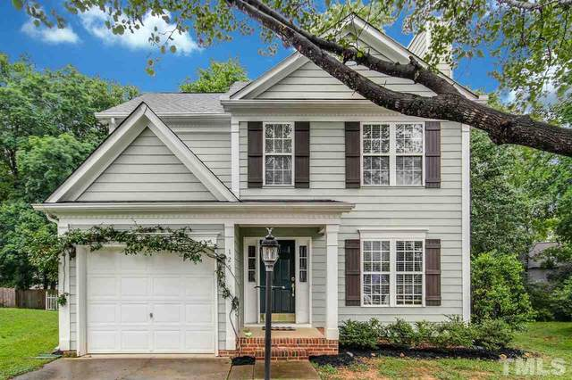 125 Crabwall Court, Holly Springs, NC 27540 (#2325828) :: M&J Realty Group