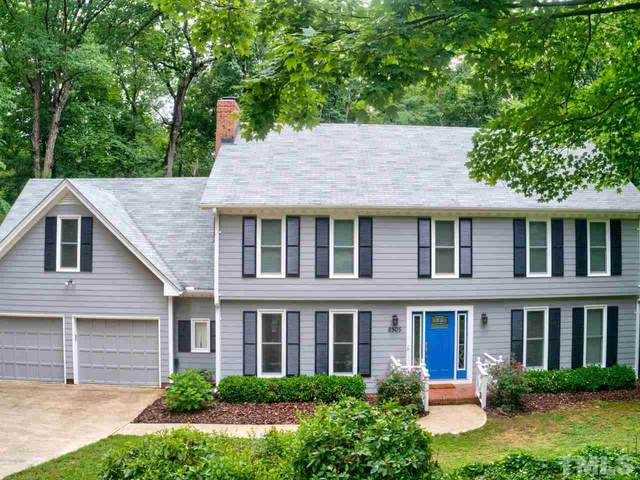 8505 Southfield Place, Raleigh, NC 27615 (#2325835) :: M&J Realty Group