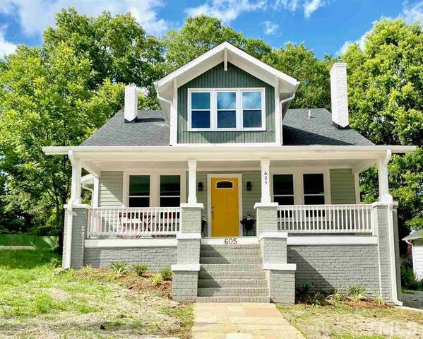 605 Price Avenue, Durham, NC 27701 (#2325947) :: Realty World Signature Properties