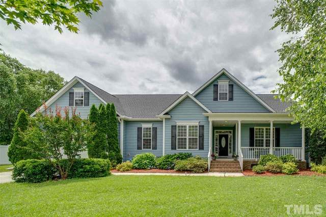 1729 Afton Forest Court, Willow Spring(s), NC 27592 (#2325974) :: Rachel Kendall Team