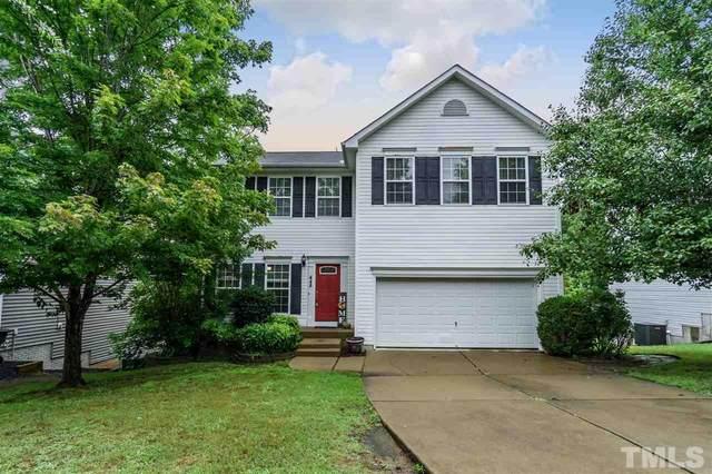 448 Texanna Way, Holly Springs, NC 27540 (#2326011) :: Realty World Signature Properties