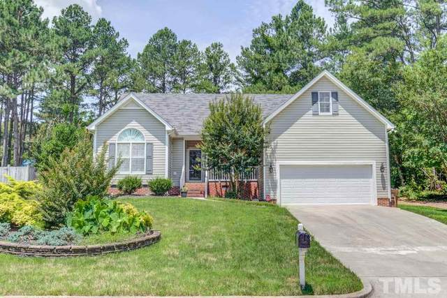 2909 Steeple Run Drive, Wake Forest, NC 27587 (#2326030) :: The Jim Allen Group