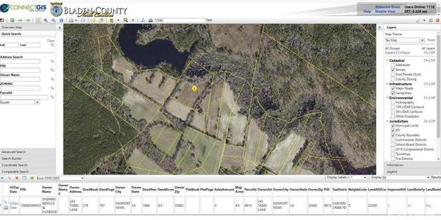 0 Off Figure 9 Road, Elizabethtown, NC 28337 (#2326084) :: Choice Residential Real Estate