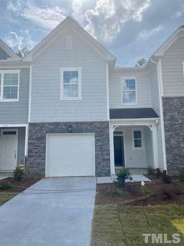 133 Hunston Drive #70, Holly Springs, NC 27540 (#2326108) :: Raleigh Cary Realty