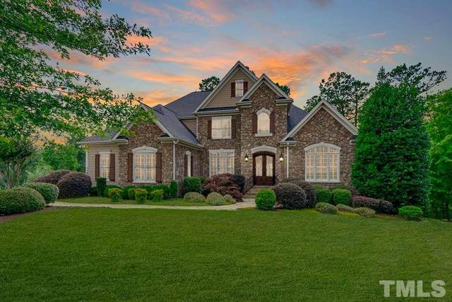 116 Wassaw Court, Holly Springs, NC 27540 (#2326148) :: Marti Hampton Team brokered by eXp Realty