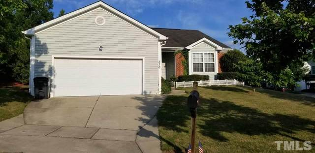 520 Texanna Way, Holly Springs, NC 27540 (#2326153) :: Realty World Signature Properties
