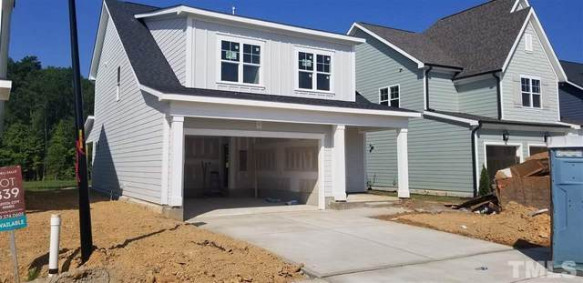 853 Mill Station Lane Lot 907, Wendell, NC 27591 (#2326233) :: The Jim Allen Group