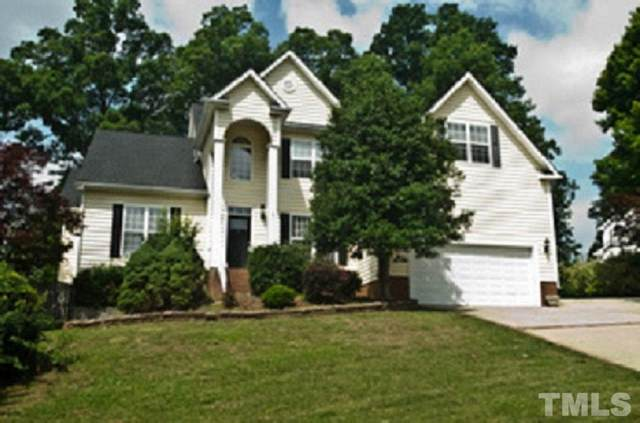 1203 Anora Drive, Apex, NC 27502 (#2326278) :: Marti Hampton Team brokered by eXp Realty