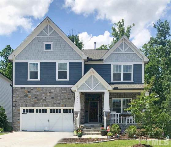2420 Emily Brook Way, Apex, NC 27523 (#2326301) :: Raleigh Cary Realty