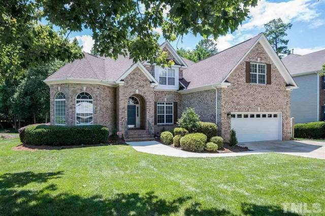 9113 Dansforeshire Way, Wake Forest, NC 27587 (#2326306) :: Rachel Kendall Team