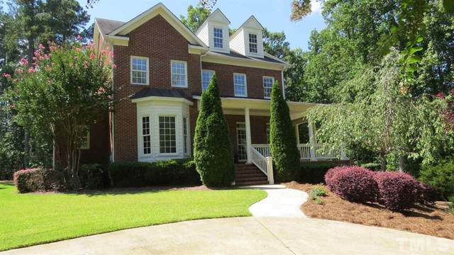 924 Oak Creek Road, Raleigh, NC 27615 (#2326337) :: Rachel Kendall Team