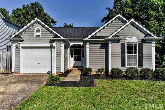 1017 Starkland Way, Holly Springs, NC 27540 (#2326346) :: Dogwood Properties