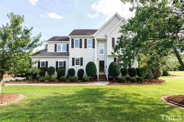 820 White Meadows Drive, Fuquay Varina, NC 27626 (#2326379) :: Classic Carolina Realty