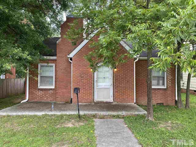 2517 N Roxboro Street, Durham, NC 27704 (#2326380) :: Dogwood Properties