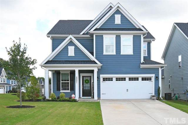 2001 Ginseng Lane, Raleigh, NC 27603 (#2326397) :: Realty World Signature Properties