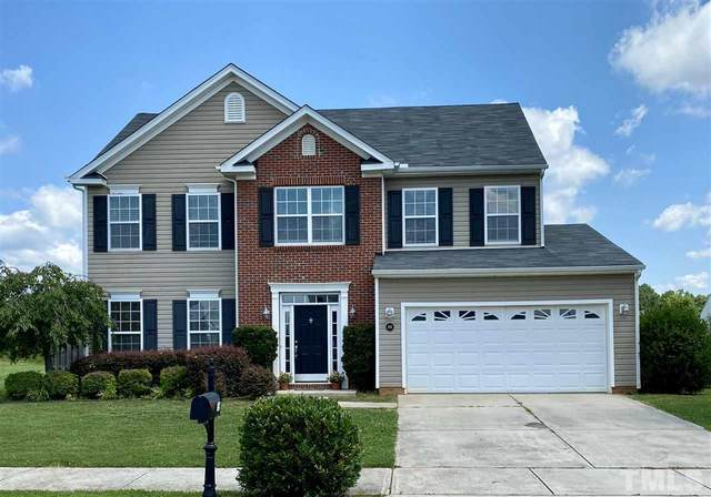155 Shore Pine Drive, Youngsville, NC 27596 (#2326425) :: Dogwood Properties