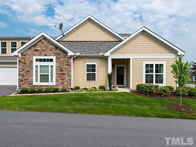 840 Blue Bird Lane #840, Wake Forest, NC 27587 (#2326442) :: Realty World Signature Properties