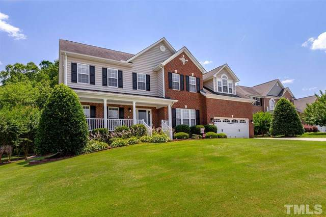 535 Clubhouse Drive, Youngsville, NC 27596 (#2326475) :: Classic Carolina Realty