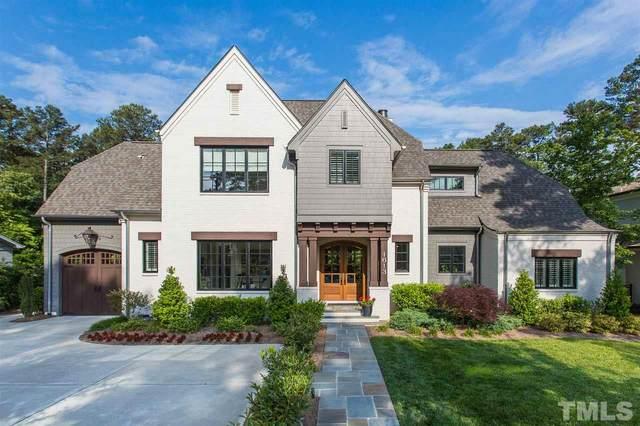 1613 Ridge Road, Raleigh, NC 27607 (#2326485) :: Dogwood Properties