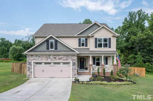 115 Cranbrooke Drive, Franklinton, NC 27525 (#2326499) :: Dogwood Properties