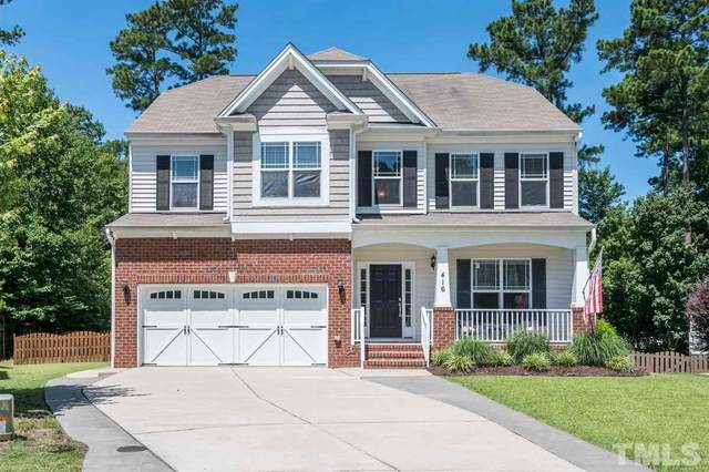 416 Covenant Rock Lane, Holly Springs, NC 27540 (#2326520) :: Marti Hampton Team brokered by eXp Realty